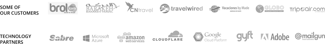 travel portal services